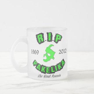 Pakelika Tribute Frosted Mug