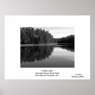 Pakim Lake Print