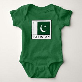 Pakistan Baby Bodysuit