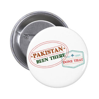 Pakistan Been There Done That Button