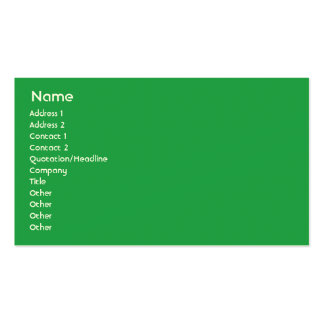 Pakistan - Business Double-Sided Standard Business Cards (Pack Of 100)