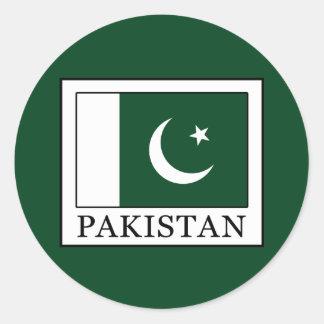 Pakistan Classic Round Sticker