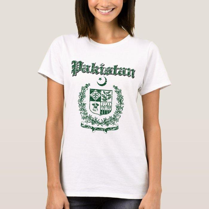 Pakistan coat of arms designs T-Shirt