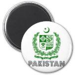 Pakistan Coat of Arms Fridge Magnets