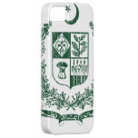 Pakistan Coat Of Arms iPhone 5 Cover
