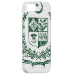 Pakistan Coat Of Arms iPhone 5 Covers
