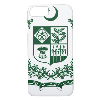 Pakistan Coat Of Arms iPhone 8/7 Case