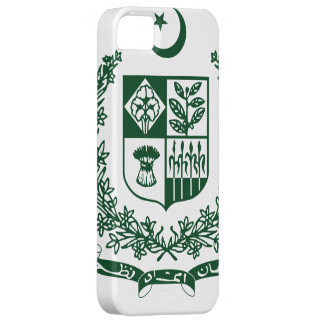 Pakistan Coat Of Arms iPhone SE/5/5s Case