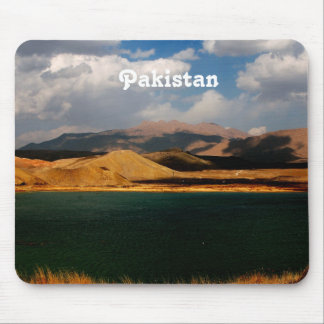 Pakistan Countryside Mouse Pad