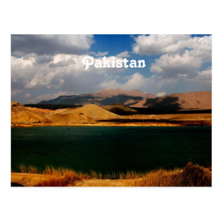 Pakistan Countryside Postcard