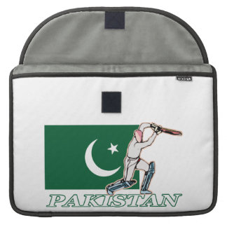 Pakistan Cricket Player MacBook Pro Sleeve