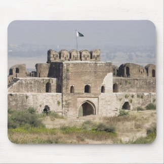 Pakistan, Dina. Talaqi Gate as seen from the Mouse Pad