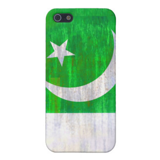 Pakistan distressed Pakistani flag iPhone SE/5/5s Cover
