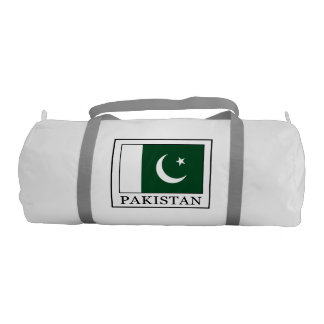 Pakistan Duffle Bag