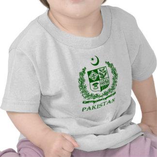 PAKISTAN - emblem/coat of arms/flag/symbol T Shirts