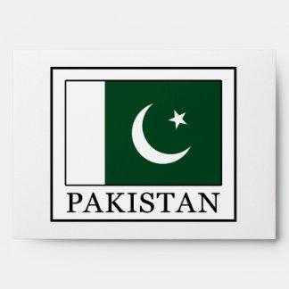 Pakistan Envelope
