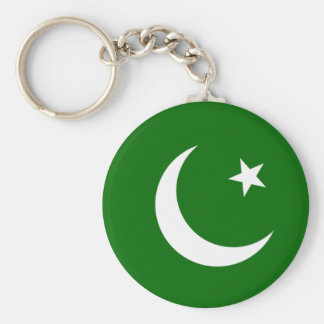 Pakistan Flag2 - PK Love MY Country The MUSEUM Key Chains