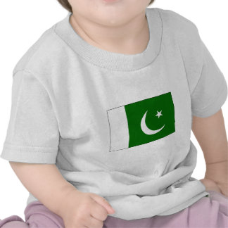 Pakistan Flag2 - PK Love MY Country The MUSEUM Tshirts