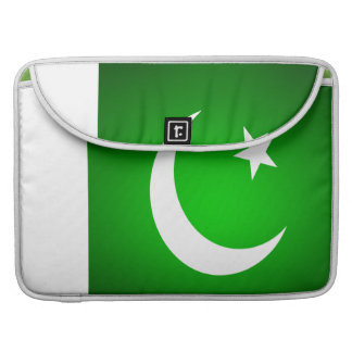 Pakistan Flag 15 Inch Macbook Pro Sleeve
