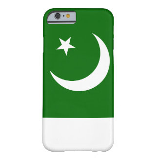 Pakistan Flag Barely There iPhone 6 Case
