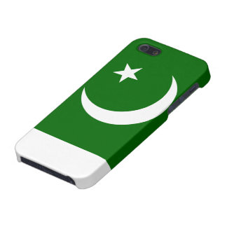 Pakistan Flag Case For iPhone SE/5/5s
