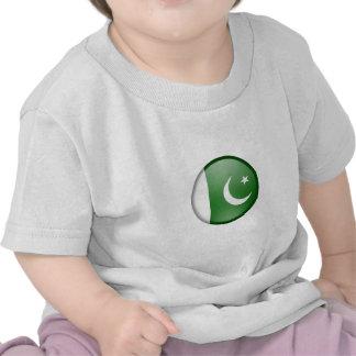 pakistan flag circle shirts