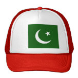 Pakistan Flag Hat