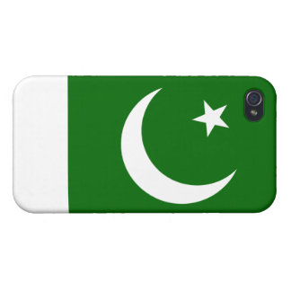 Pakistan Flag iPhone 4/4S Case