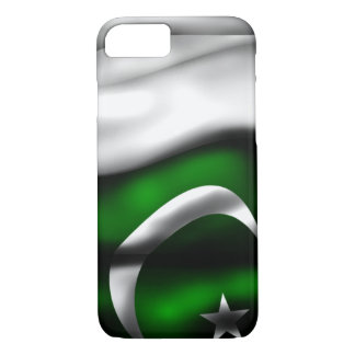 Pakistan Flag iPhone 7 Case