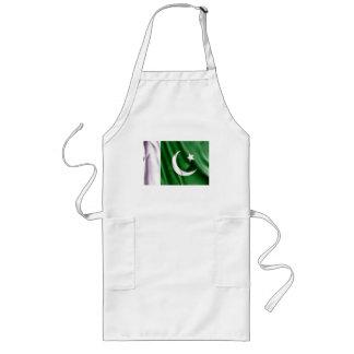 Pakistan Flag Long Apron