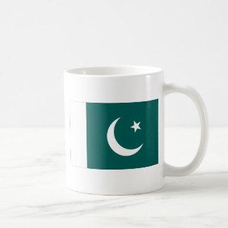 Pakistan Flag Classic White Coffee Mug
