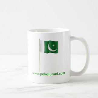 Pakistan Flag Mug