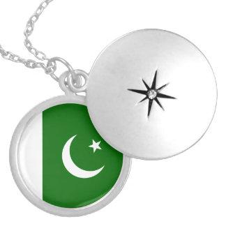 Pakistan Flag Necklace