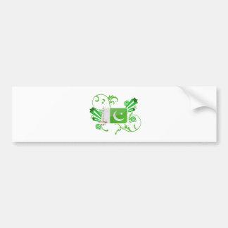 pakistan_flag.png bumper sticker