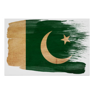 Pakistan Flag Posters