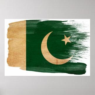 Pakistan Flag Posters
