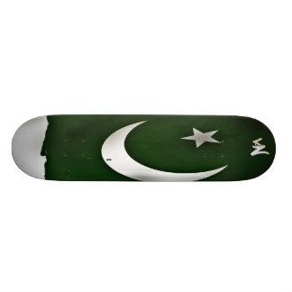 Pakistan Flag Skateboard Deck