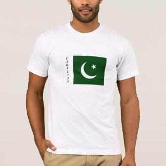 Pakistan flag souvenir tshirt