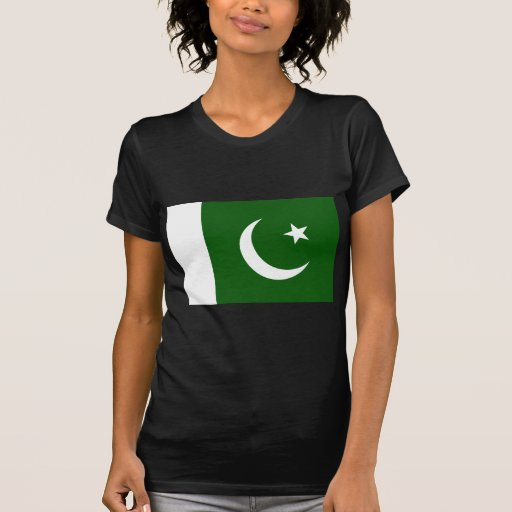 Pakistan Flag Tees