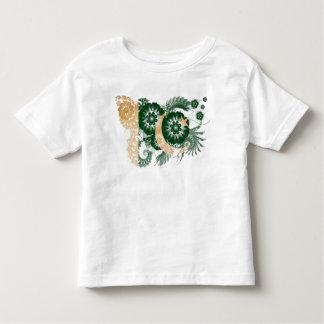 Pakistan Flag Toddler T-shirt