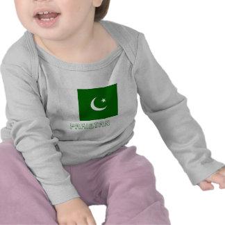 Pakistan Flag with Name Shirts