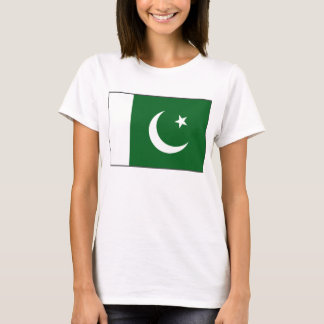 Pakistan Flag x Map T-Shirt