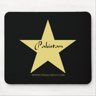 Pakistan Gold Star Products Mouse Pad