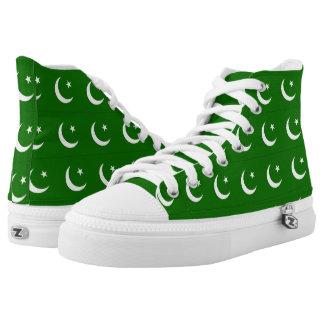 Pakistan High-Top Sneakers