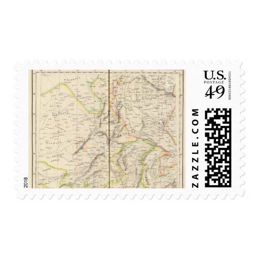 Pakistan, India 82 Postage