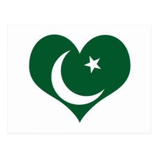 Pakistan Indian Post Card