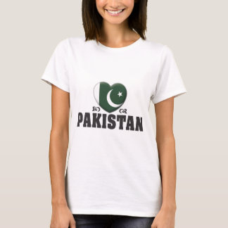 Pakistan Love C T-Shirt