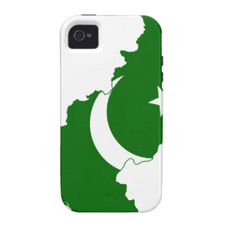 Pakistan Map Flag iPhone 4/4S Covers