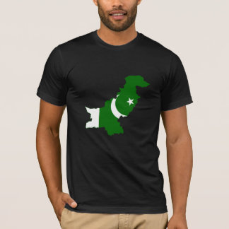 PAKISTAN MAP T-Shirt