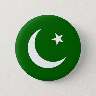 Pakistan Muslim League, Colombia flag Pinback Button